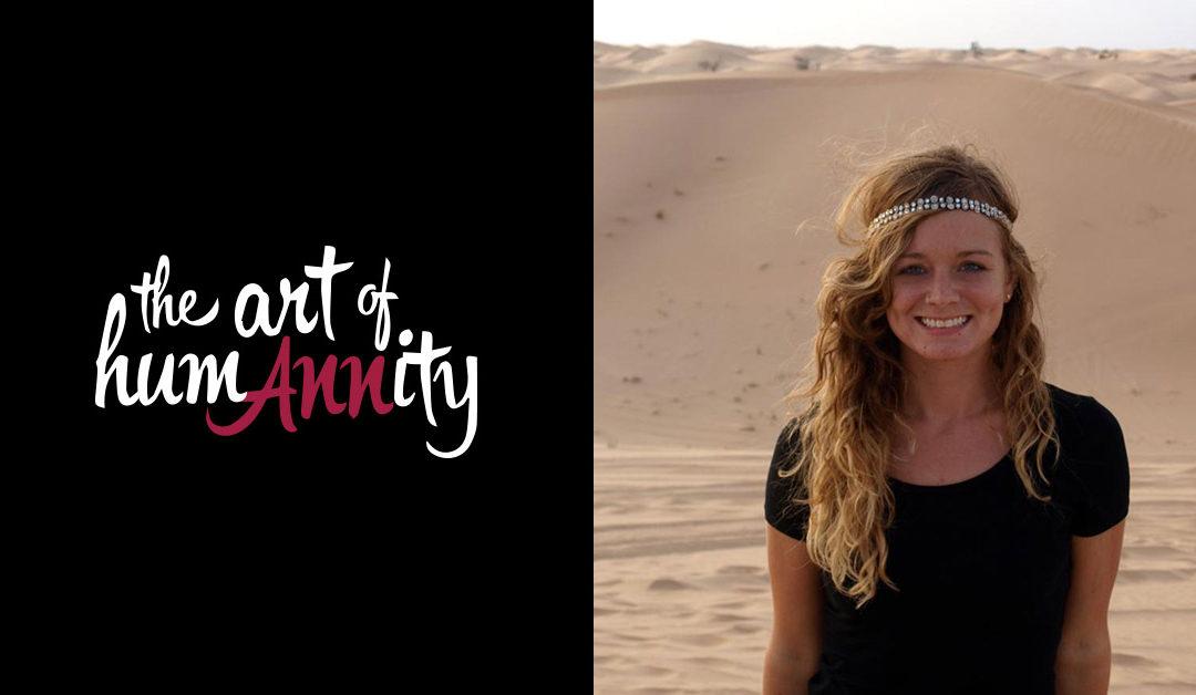 Episode 14: Tina Bock on teaching yoga