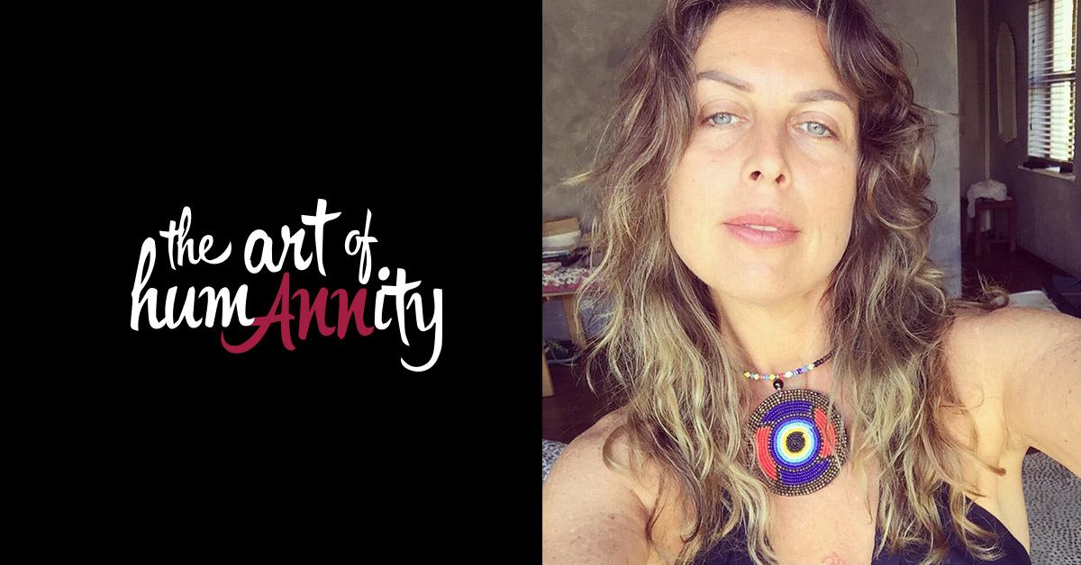 Episode 55: Alexandra Cousins on Embodying Divinity